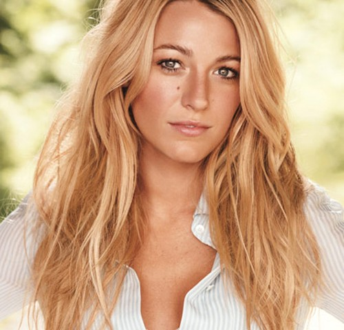 Blake Lively - Allure magazine