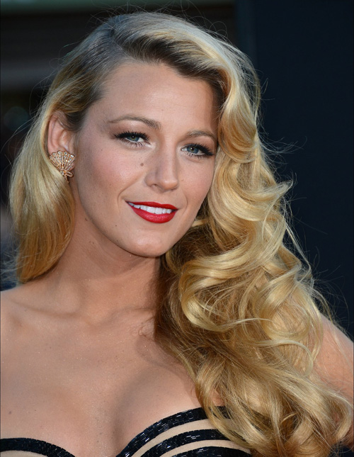 Blake Lively - Savages premier LA