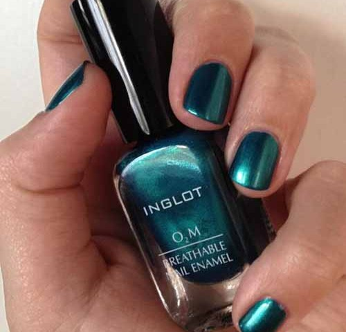 Inglot mail polish no. 644