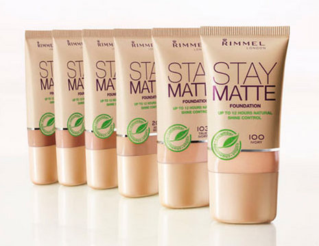 REVIEW: Rimmel Stay Matte Foundation – All Dolled Up