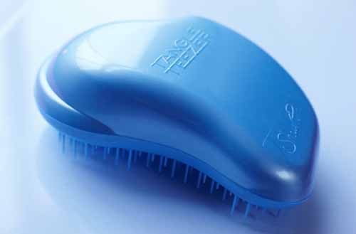 Tangle Teezer in Blue Jeans