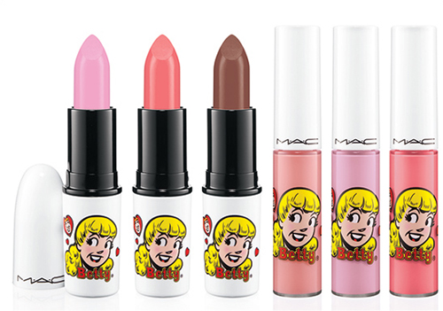 Betty's lip products