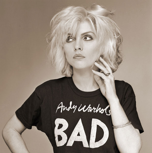 Debbie Harry by Brian Aris