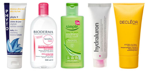 Long Haul Flight Skincare Essentials