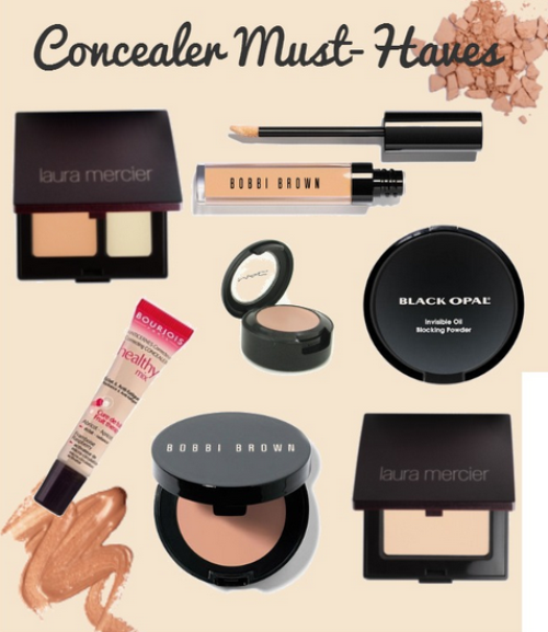 Concealer Must-Haves