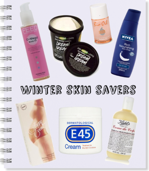 Winter Skin Savers