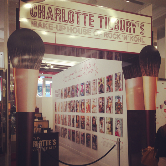 Charlotte Tilbury's Make-up House of Rock 'n' Kohl