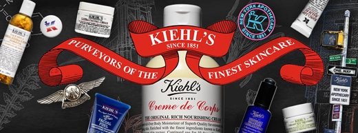 Kiehl's Change Your Skin Challenge