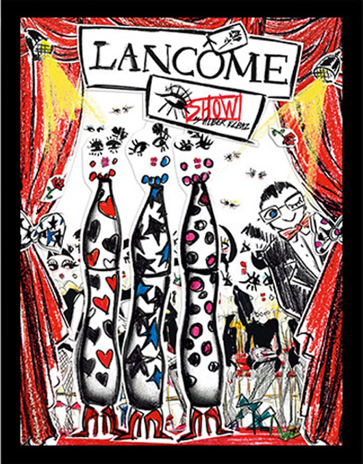 Lancôme and Alber Elbaz
