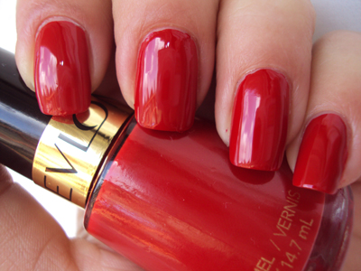 Revlon Red | All Dolled Up