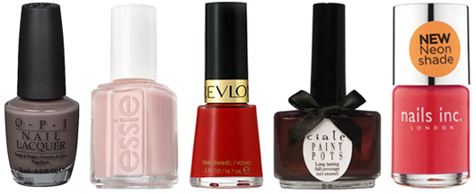 Nail polishes you need | All Dolled Up