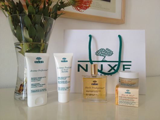 Nuxe Giveaway | All Dolled Up