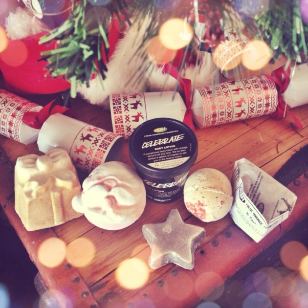 Lush Christmas Haul   All Dolled Up