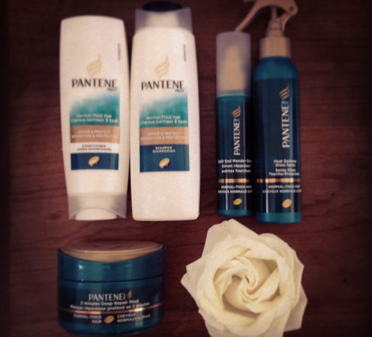 Pantene Pro-V Normal-Thick Hair Range