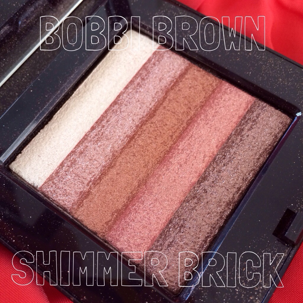 Bobbi Brown Shimmer Brick | All Dolled Up