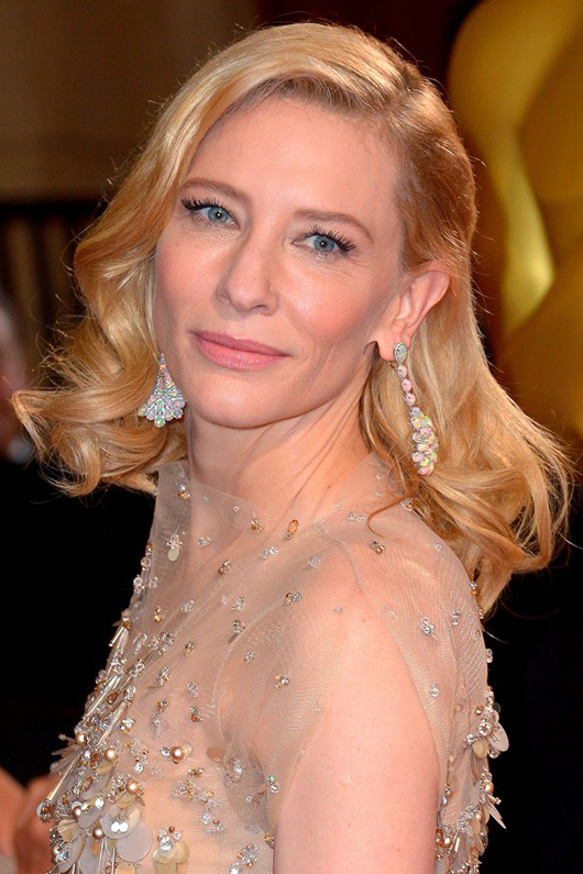 Cate Blanchett at the Oscars 2014 | All Dolled Up