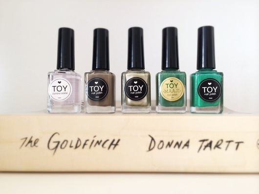 TOY Nail Polish South Africa | All Dolled Up