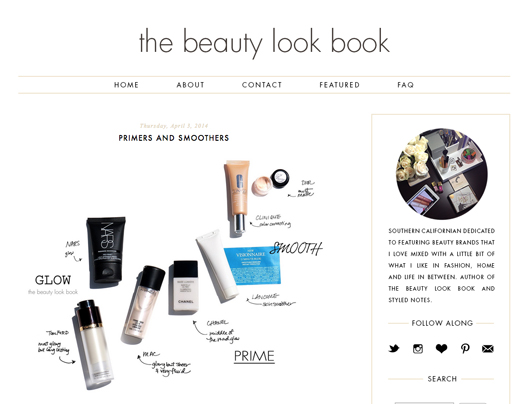 Beauty Read of the Day - The Beauty Look Book | All Dolled Up