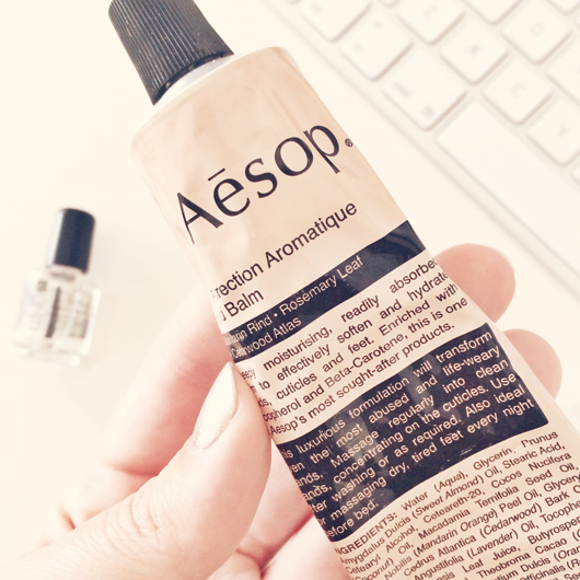 Aesop Resurrection Aromatique Hand Balm | All Dolled Up