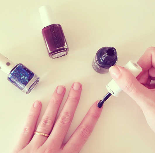 Once a Week Wonders | DIY manicure