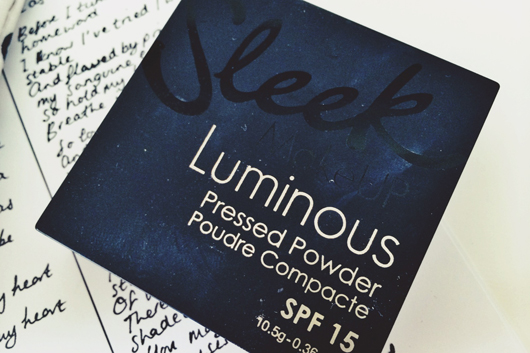 Shop the Stash: Sleek Luminous Pressed Powder | All Dolled Up