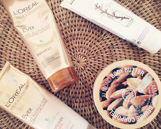 Sweet Almond Oil Beauty Products - All Dolled Up