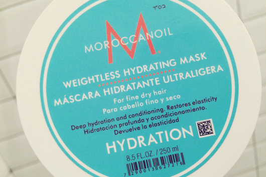 Moroccanoil Weightless Hydrating Mask | All Dolled Up