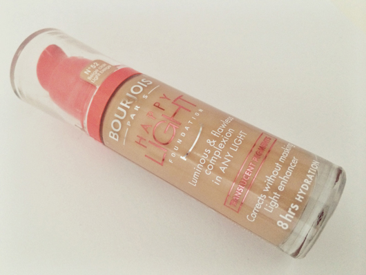 Bourjois Happy Light Foundation in Shade 52