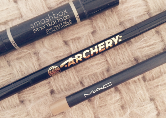 My favourite eyebrow pencils | All Dolled Up
