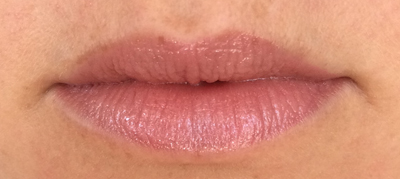 Rimmel Colour Rush in Drive Me Nude swatch | All Dolled Up