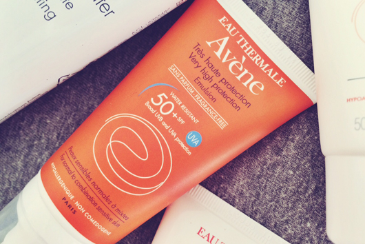 Avène SPF 50+ Fragrance Free Emulsion