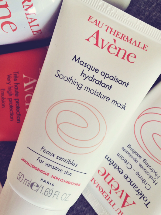 Avène Soothing Hydrating Mask
