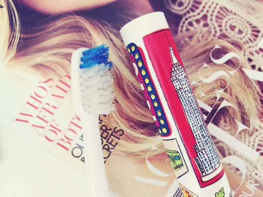 Slim Sonic Toothbrush | All Dolled Up