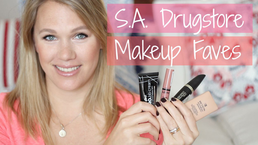 Best makeup at the South African drugstore