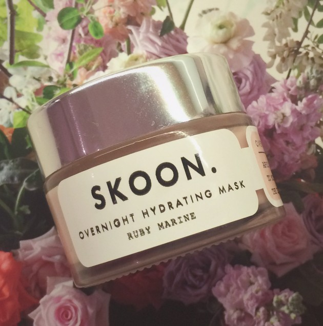 Skoon Ruby Marine Overnight Hydrating Mask | All Dolled Up