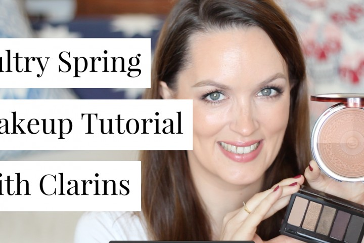Spring Makeup Tutorial with Clarins | All Dolled Up