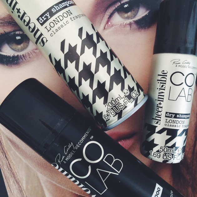 COLAB Dry Shampoo | All Dolled Up