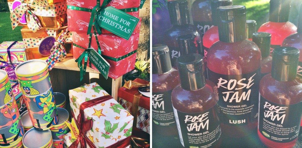 Christmas 2015 at Lush | All Dolled Up