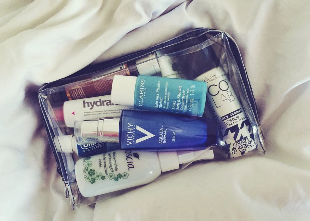 My Weekend Beauty Bag | All Dolled Up