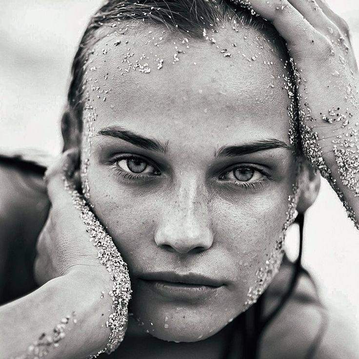 Diane Kruger by Patrick Demarchelier 1994