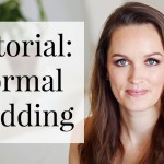 Makeup Tutorial: Formal Wedding Guest | All Dolled Up