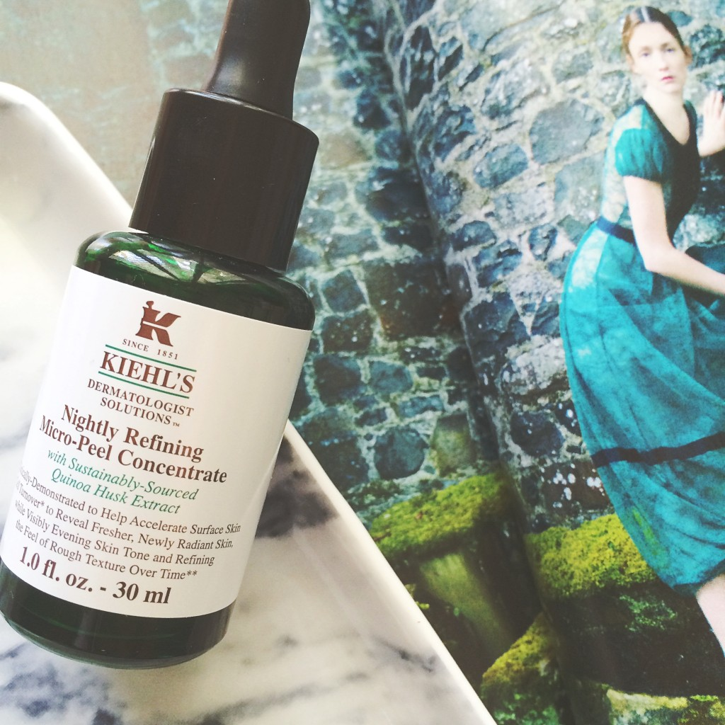 Kiehls' Nightly Refining Micro-Peel Concentrate | All Dolled Up