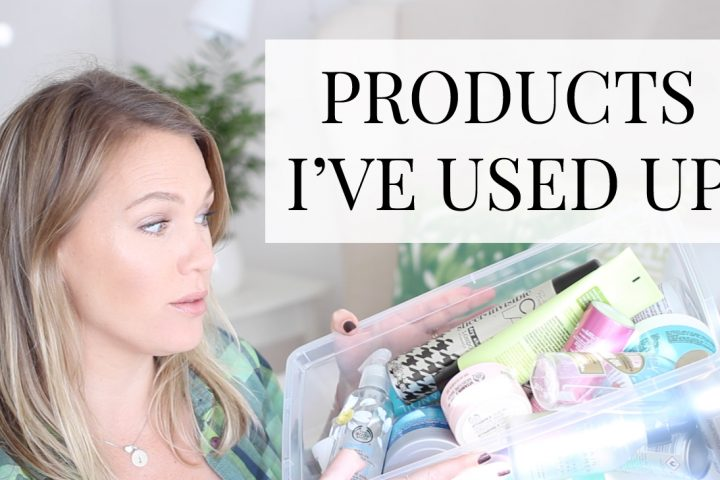 Product Empties | All Dolled Up