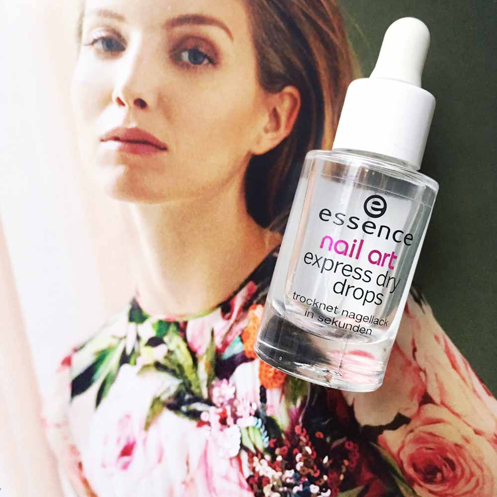 Essence Express Dry Drops