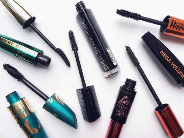 Affordable drugstore mascaras