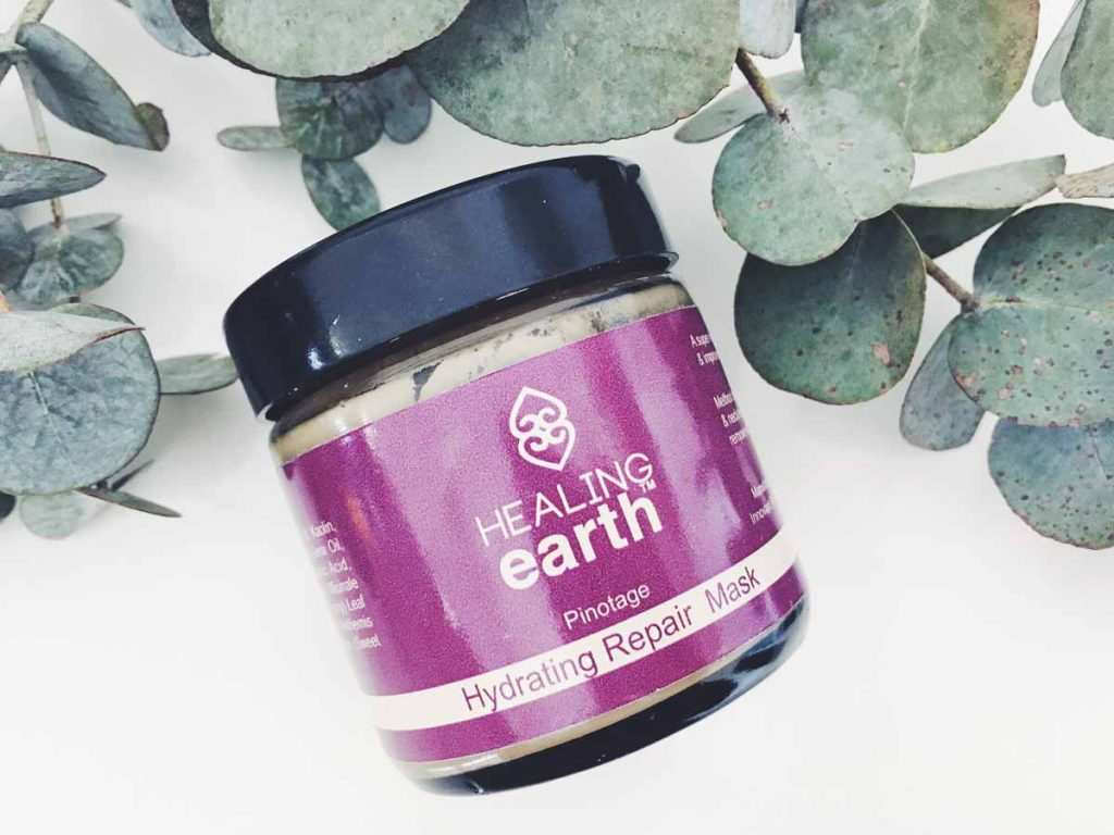 Healing Earth Hydrating Repair Mask