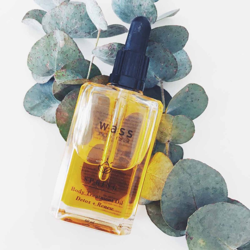 Wass Spring Body Treatment Oil