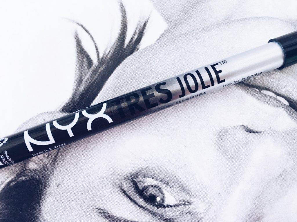 Nyx Tres Jolie Gel Pencil Liner | All Dolled Up