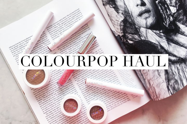 Colourpop Haul | All Dolled Up