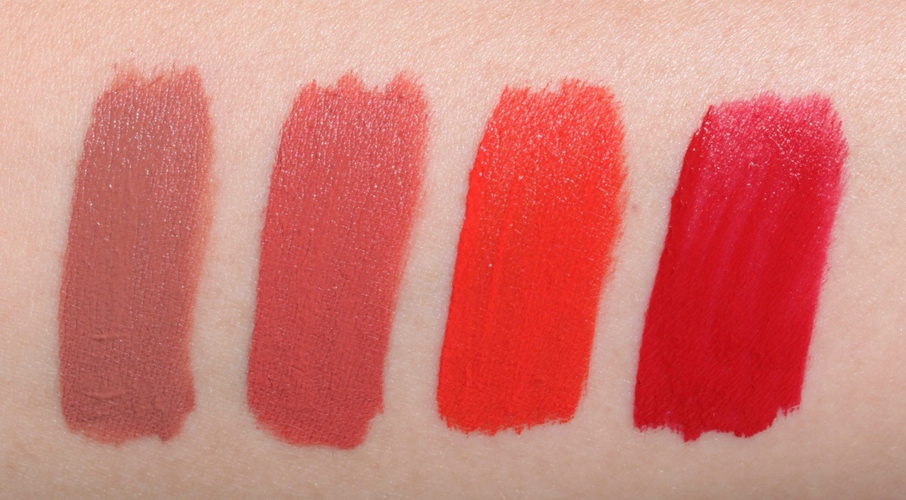Smashbox Swatches